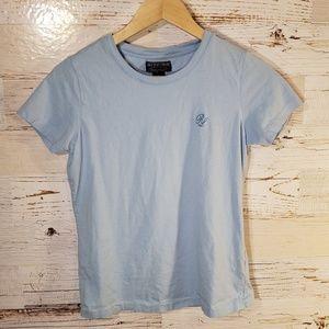 Polo Jeans Co light blue tee